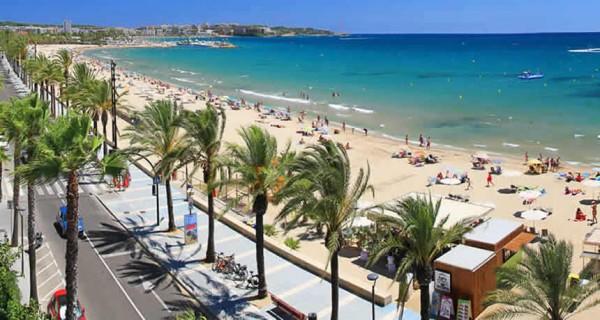 Mediterranean coast image