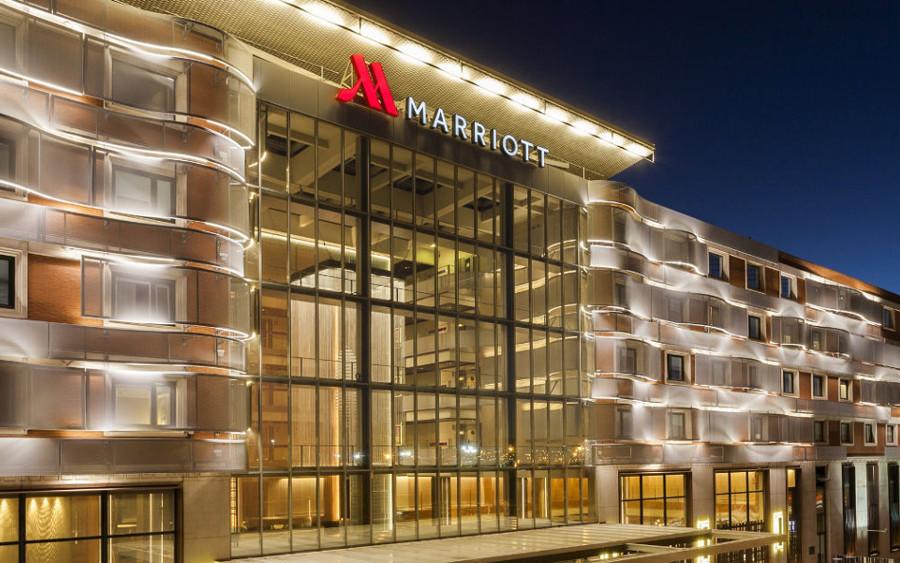 Madrid marriot auditorium