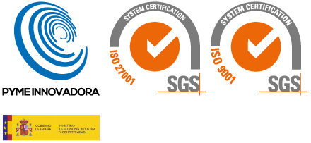 PYME Innovaodra - ISO 27001 - ISO 9001