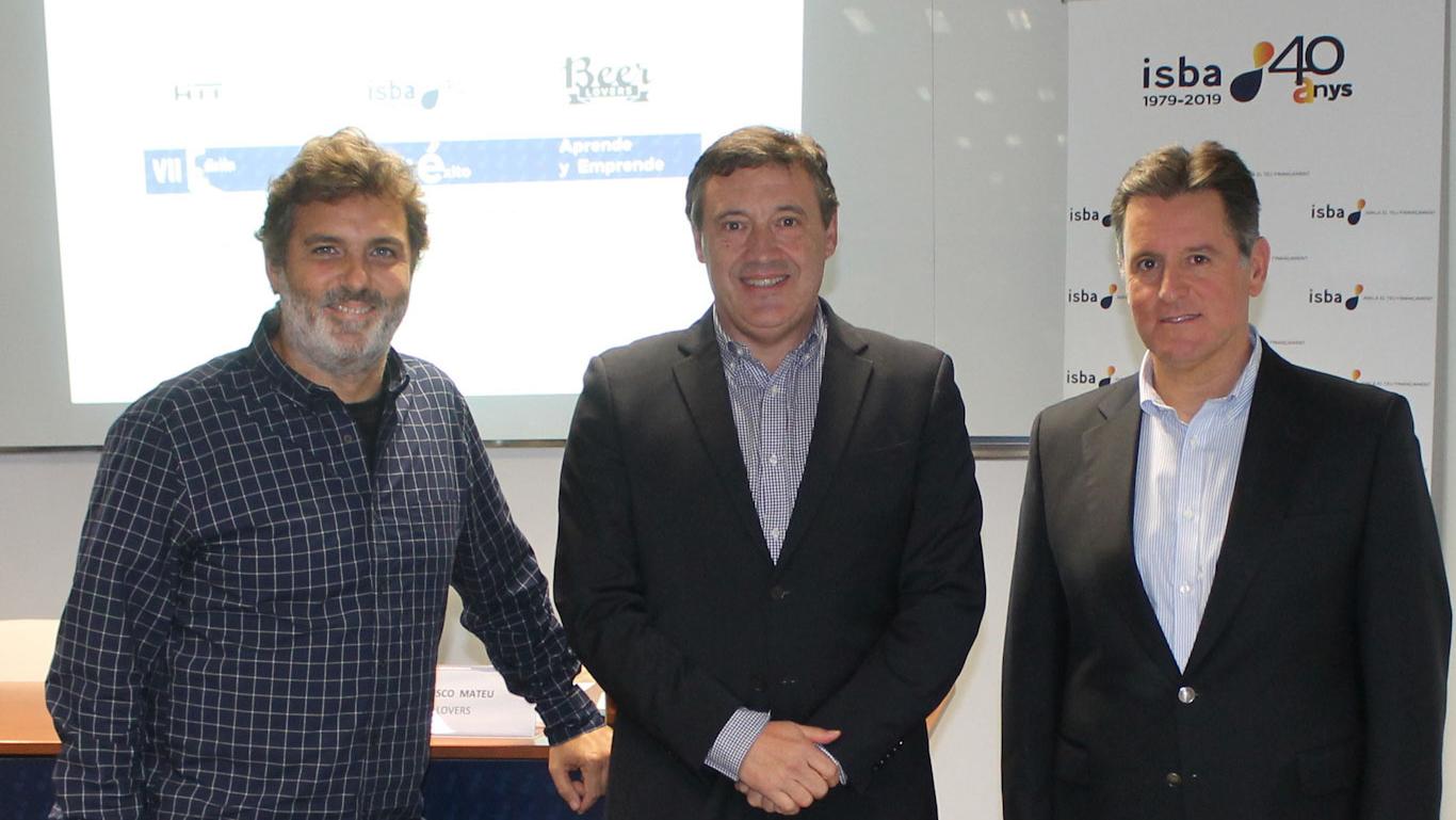 Hitt Group, caso de éxito en la jornada 'aprende y emprende con Isba'