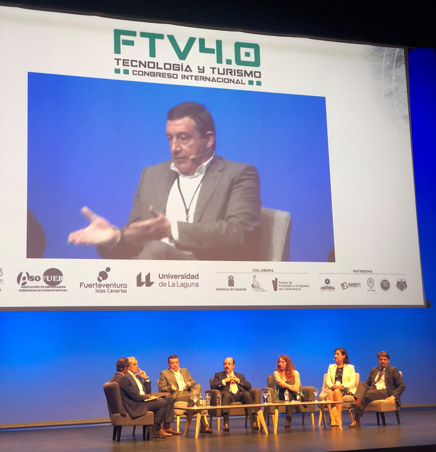 Technology as a factor of tourism sustainability in FTV 4.0