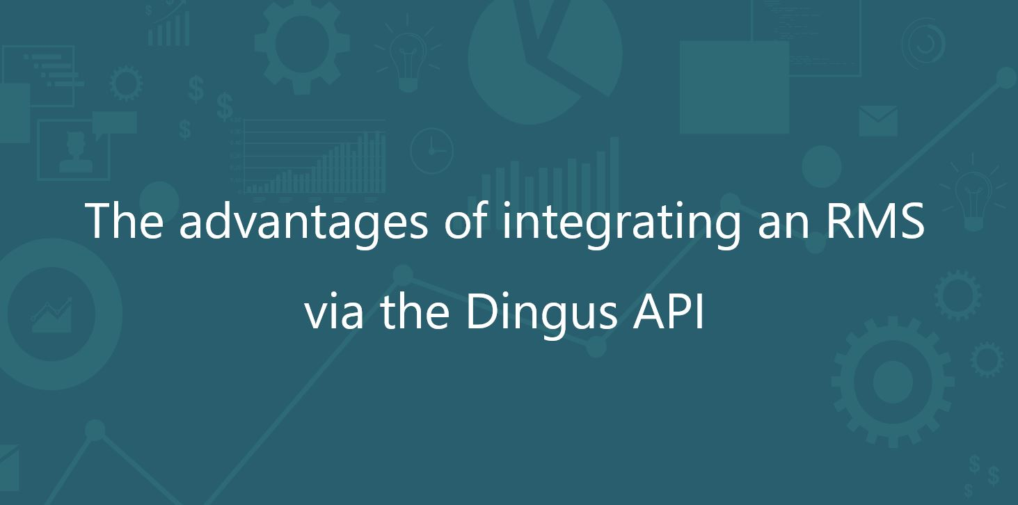 RMS integrated with Dingus API – a perfect way to expand distribution