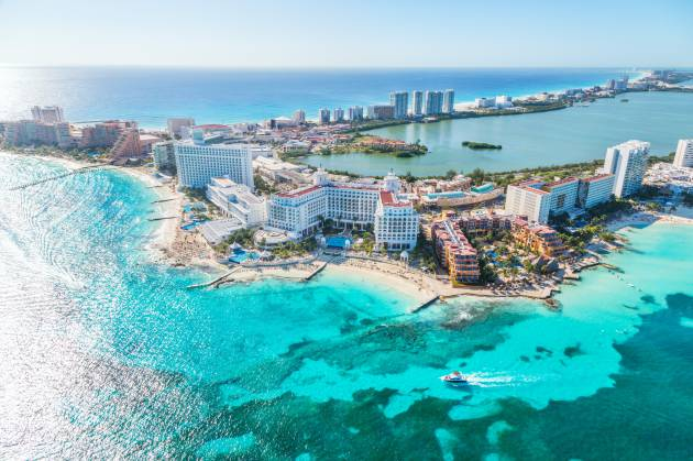 Caribbean reopens as Europe closes in