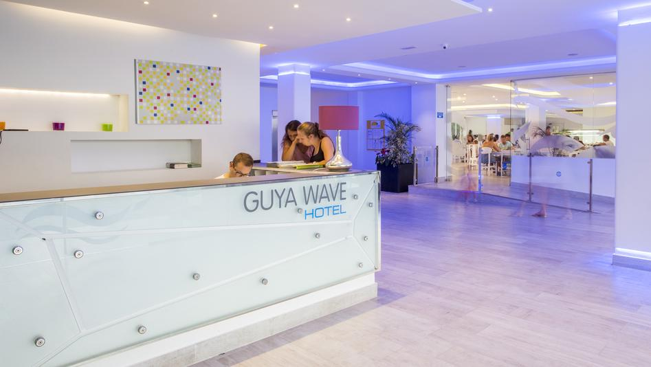 Hotel Guya Wave added to Dingus' client portfolio in Mallorca