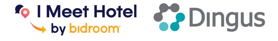 La tecnología de Dingus al servicio de la recuperación turística en el I Meet Hotel Destination Spain
